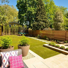 Large Family Garden in Chiswick