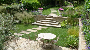 Large Garden, Richmond-upon-Thames