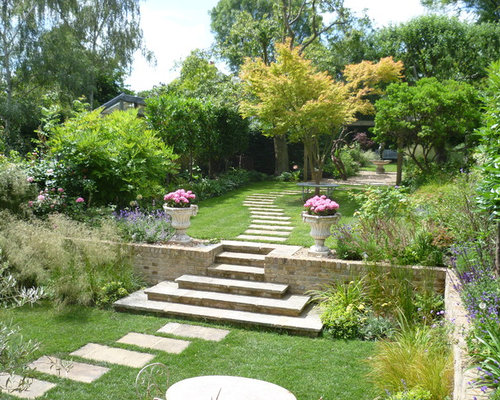 Garden Steps Ideas and Photos | Houzz