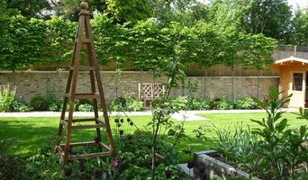 Large multi levelled garden in Herne Hill