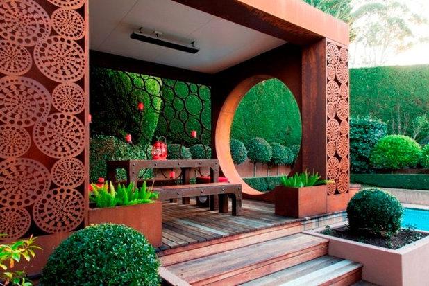 Eklektisch Garten by Entanglements