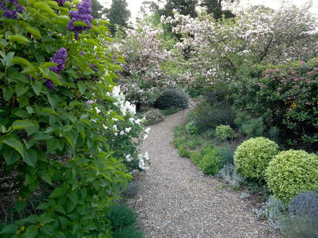Éclectique Jardin by Arthur Lathouris Garden Designer