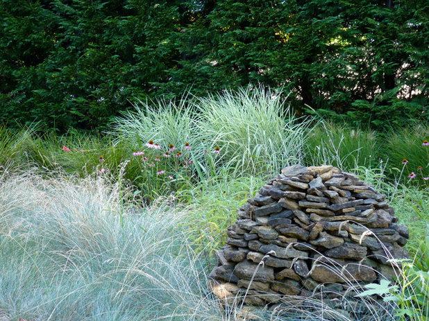 Decorazioni Giardino Con Sassi: Decorare il giardino con le pietre ...
