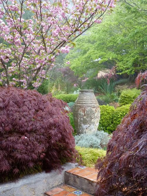 Backyard Japanese Garden Design | Houzz