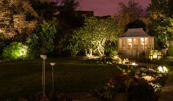 LED Garden Lighting Project in Bowden