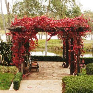 Fotos de jardines dise os de jardines de estilo de casa - Casa campo y jardin ...