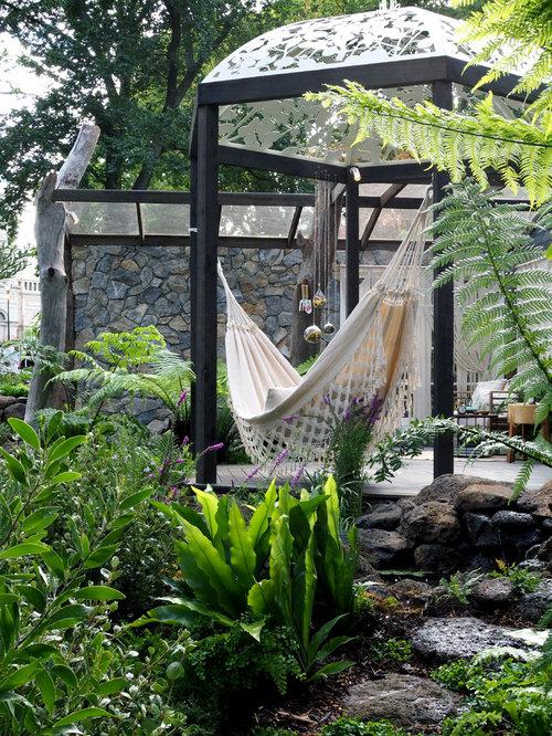 75 Scandinavian Melbourne Garden Design Ideas & Remodeling Pictures ...