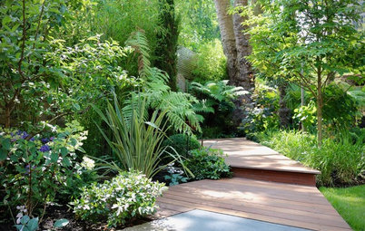 21 Lush and Secluded Foliage Gardens