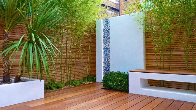Contemporain Jardin by Cityscapers