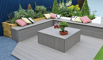 Love Your Garden: Silver Maple Decking in Cornwall