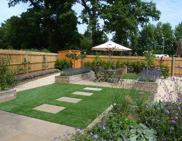 Low Allergy Garden