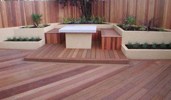 low maintance garden