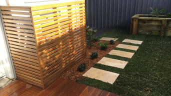 Low Maintenance Garden & Decking