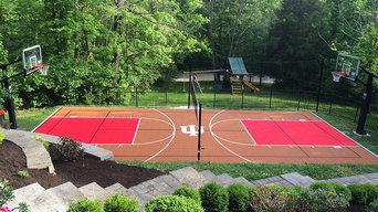 Luxury Sport Court