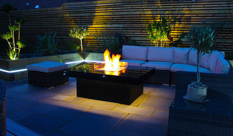 Considering a Fire Pit Table? These Ideas Will Inspire You