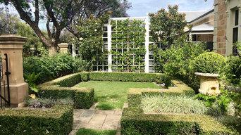 Malvern | Front Garden | Back Garden | Verge Garden