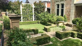 Malvern   Front Garden   Back Garden   Verge Garden