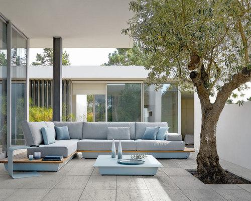 . Contemporary Garden Furniture Design