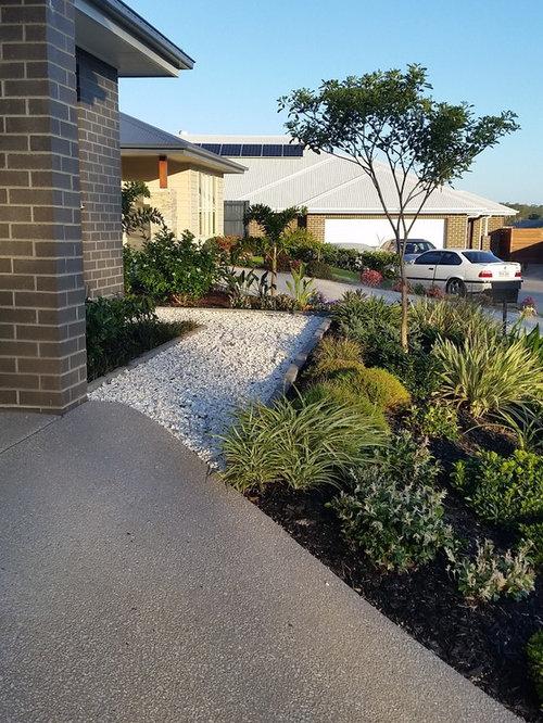 75 Brisbane Front Yard Garden Design Ideas - Stylish ...
