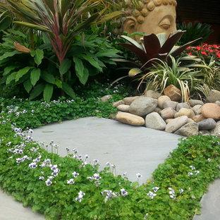 75 Tropical Drought-Tolerant Water Fountain Landscape Design Ideas ...