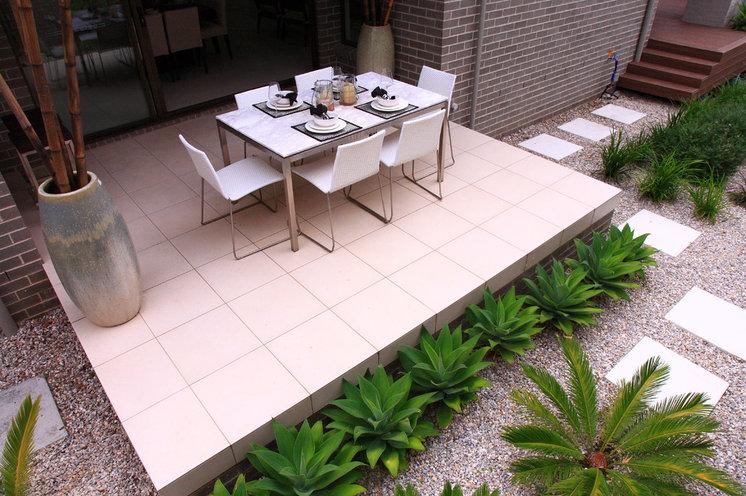 Modern Landscape by ecodesign Pty Ltd