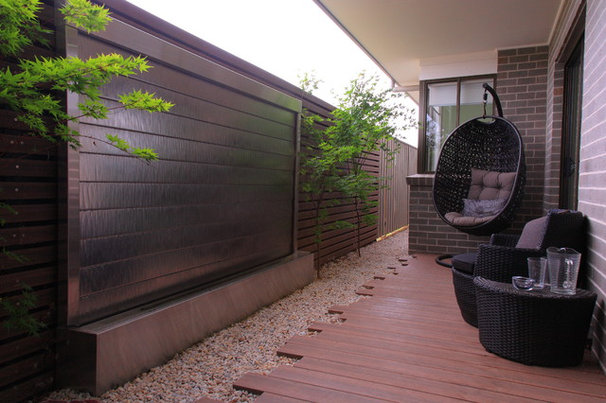 Modern Landscape by ecodesign Pty Ltd
