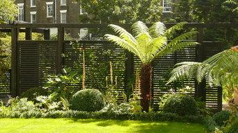 Modern Garden Highbury, London