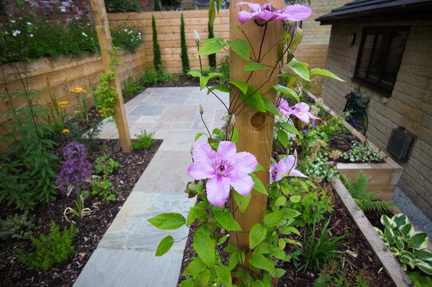 Contemporary Garden by Yorkshire Gardens