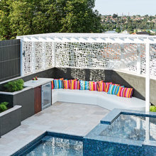 This Just In: Poolside Dining Nook, Melbourne, Australia