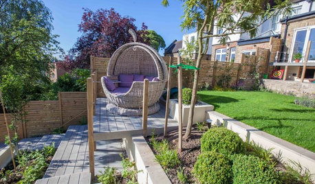 Garden Tour: An Unusable Sloping Plot is Transformed for a Family