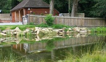 Natural Pond Construction, Kent