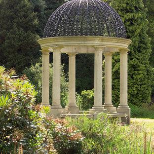 Idéer för en klassisk trädgård