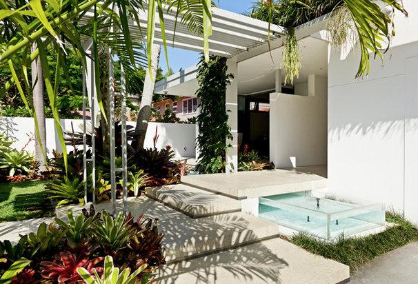 Tropical Landscape by 4blue