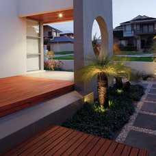 Modern Landscape by WellBuilt Landscape Construction