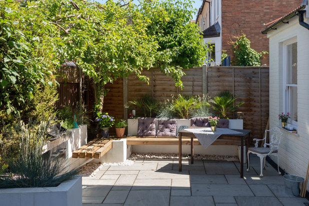 Contemporary Garden by UH Studio