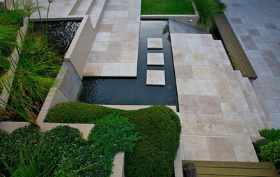 Landscape Paving 101: Travertine Keeps Its Cool in Warm Climates