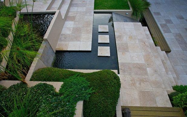 Pavimento del cortile. 9 soluzioni per renderlo molto speciale