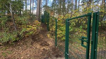 Nursery School Security Fencing
