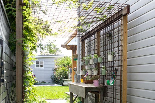 Transitional Garden by SITEDESIGN+STUDIOS