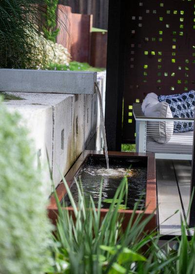 Contemporary Garden by Garden Expressions