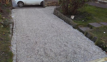 Our driveway installers for Edinburgh service