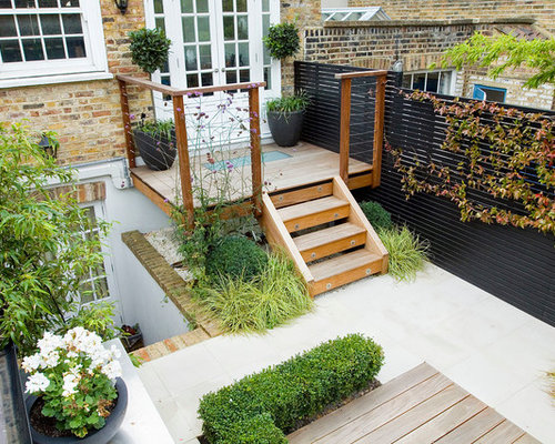 Outdoor room in chelsea london for Modern garden rooms london