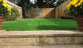 Patio and Grass Projects