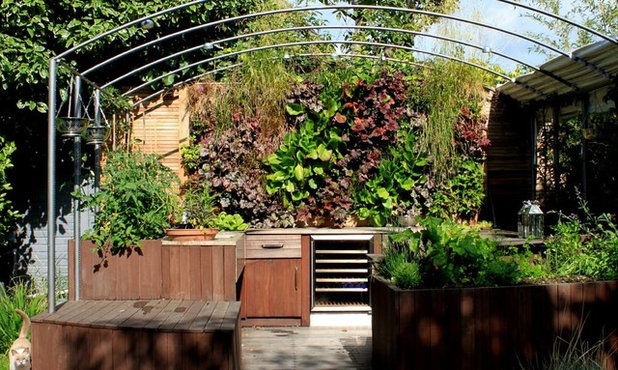 Transitional Garden by Aralia: Innovation in Landscape Design
