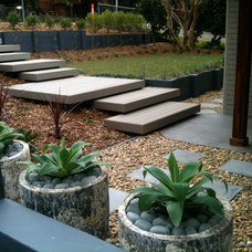 Contemporary Landscape by A Better Life Outside Pty Ltd