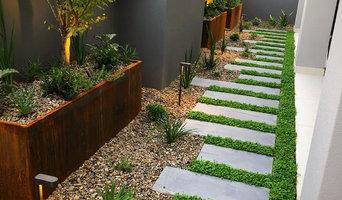Planter Box Slimline Garden