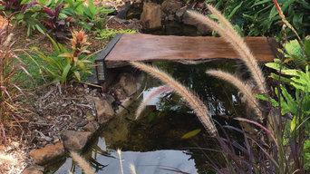 Ponds and Gardens