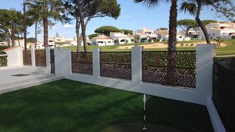Portugal golf course