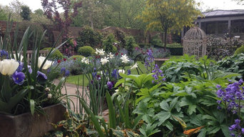 Private garden, Hampstead