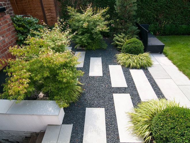 Transitional Landscape by Natural Dimensions Ltd. - Landscape Architecture